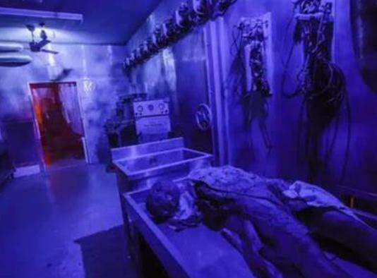 鬼屋设计之人体实验房